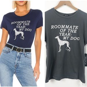 WildFox Roommate of the Year: My Dog Tee